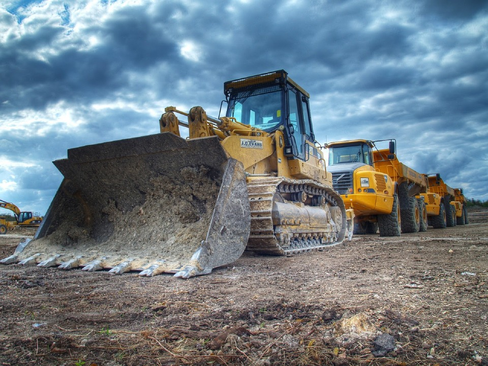 Mining machines machinery free photo on pixabay - Mining images hd ...