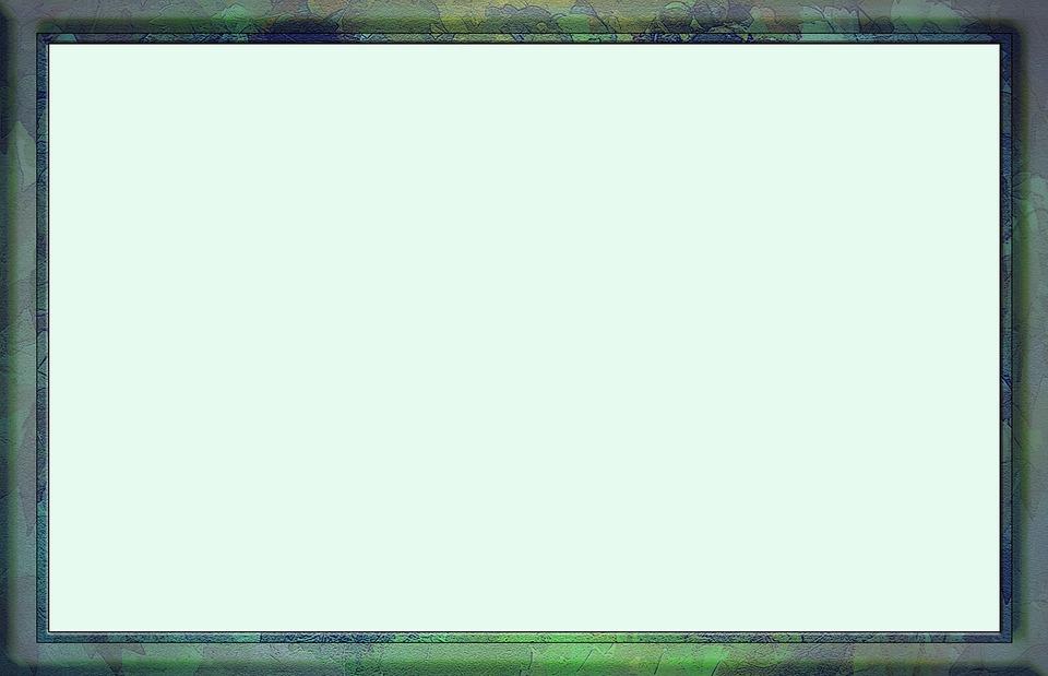 khung hình màu xanh lá Ảnh miễn phí trên pixabay