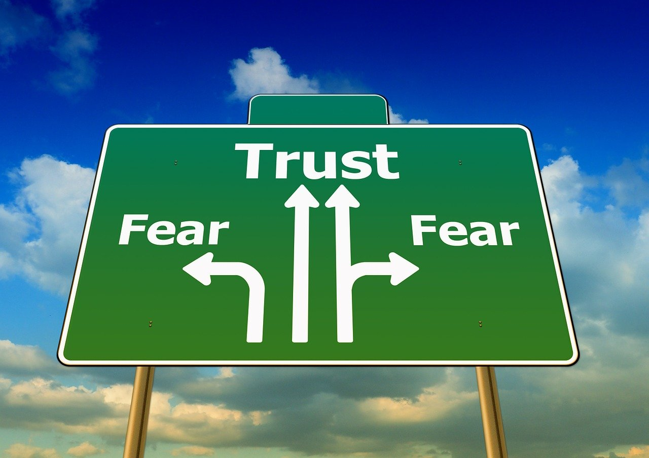 Fear Trust Away - Free image on Pixabay
