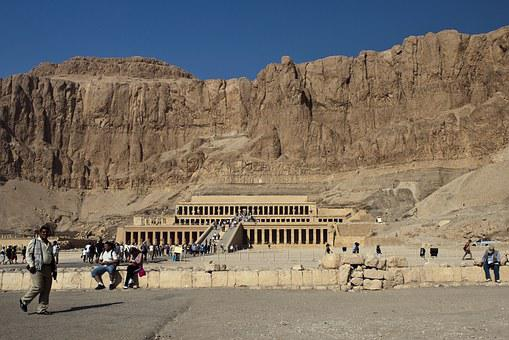 Valley Of The Kings, Deir El-Bahri