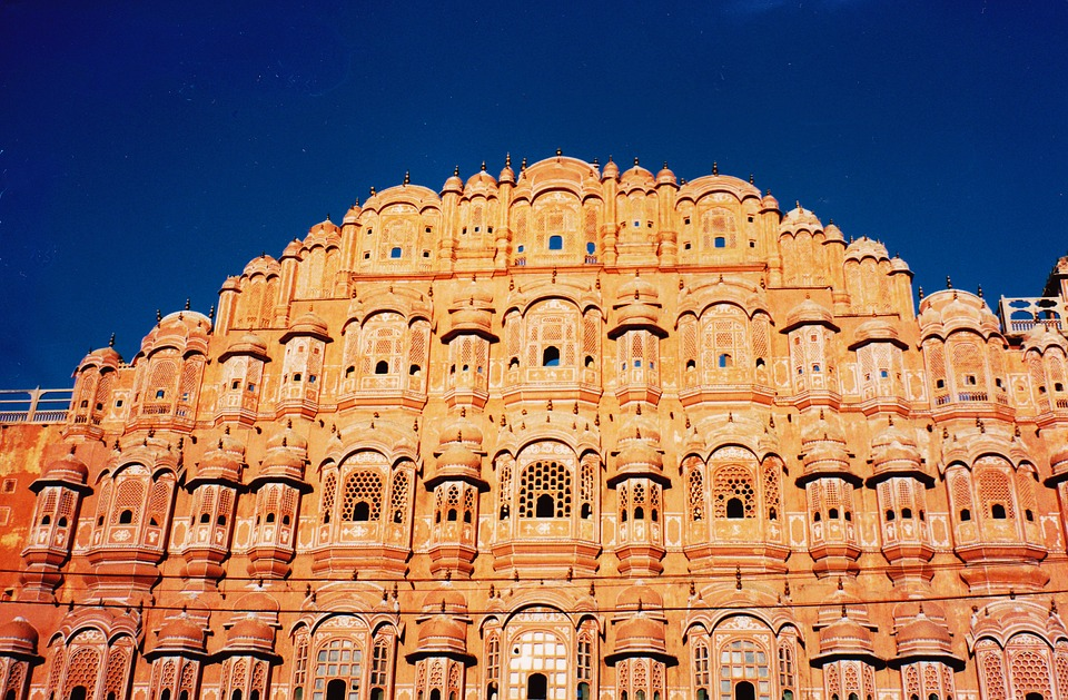 Hawa Mahal Palace Jaipur 183 Free Photo On Pixabay