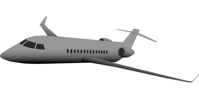 Aircraft 183 Free Vector Graphic On Pixabay
