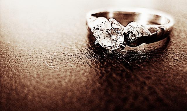 Free Photo Ring Diamond Jewelry Engagement Free