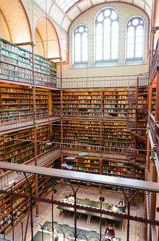 Libreria, Libri, Amsterdam, Rijksmuseum