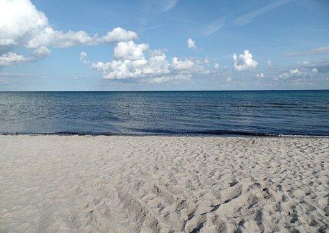 Sand, Marielyst, Dänemark, Lolland, Camping Lolland