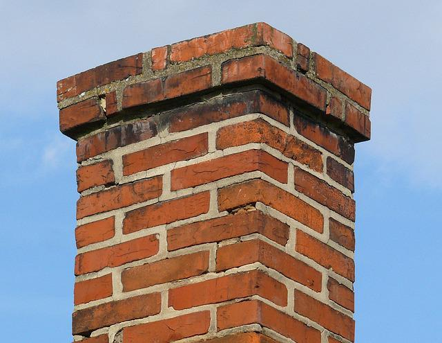 Free Photo  Chimney  Brick  Orange  Wall  Roof