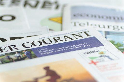 Giornali, Leeuwarder Courant, Stampa