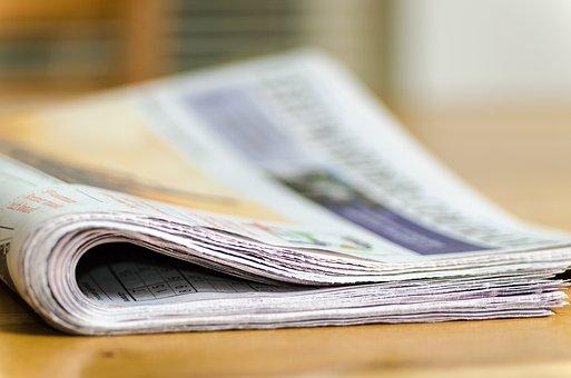 Zeitung, Leeuwarder Courant, Presse