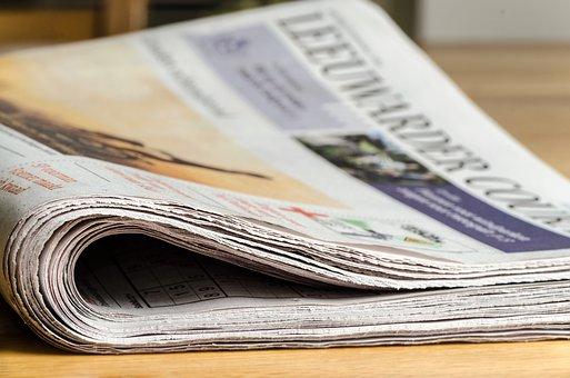 Giornali, Stampa, Notizie