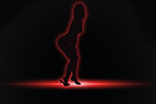 Henkilö, Ihmisen, Naaras, Striptease