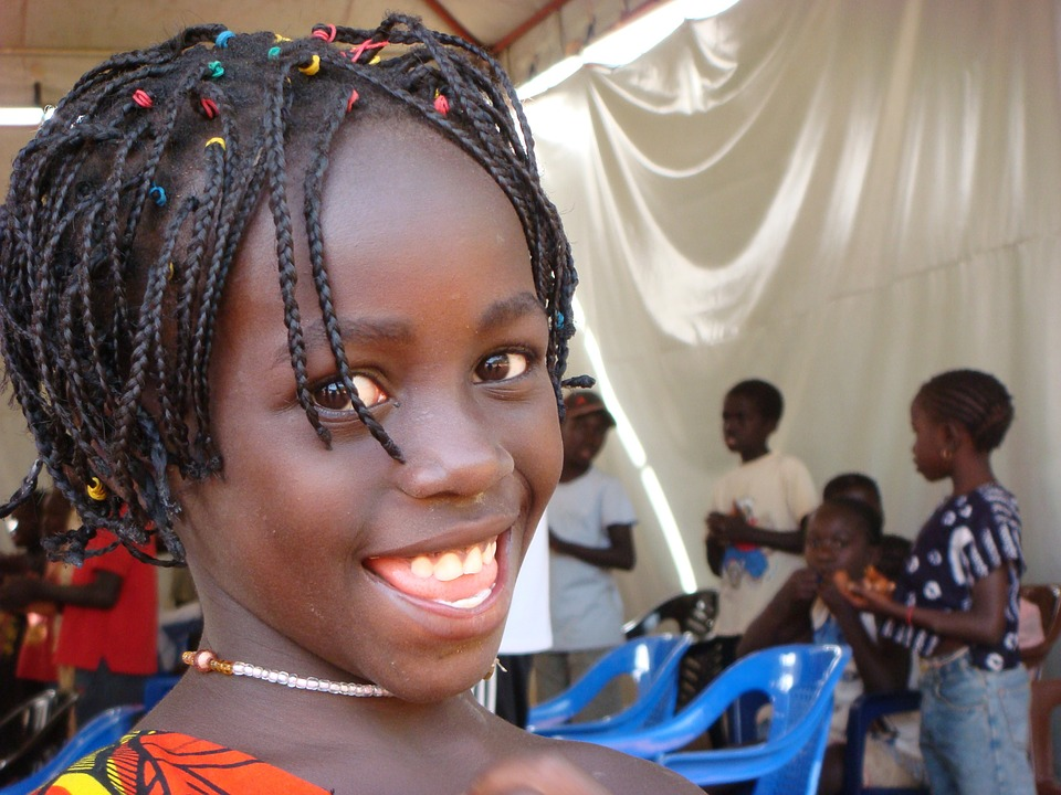 Free Photo Girl African Guinea Africa Free Image On