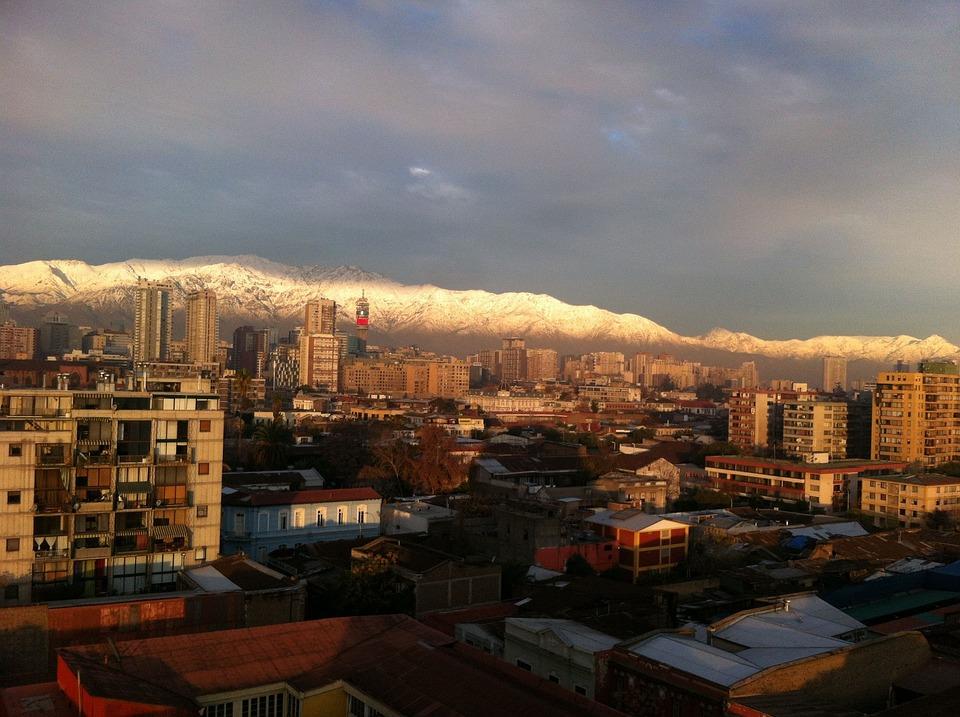 Santiago Ciudad De Chile Foto Gratis En Pixabay