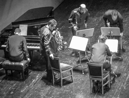 Orqueste, Music, Piano, Violin