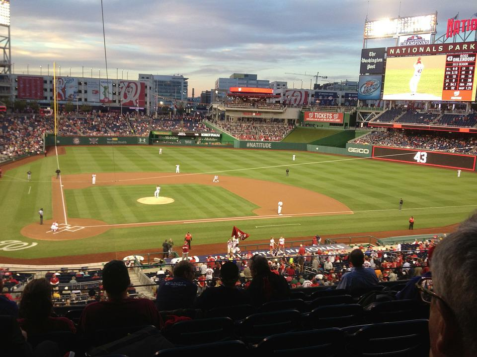 Baseball Washington Nationals Mlb - Free photo on Pixabay