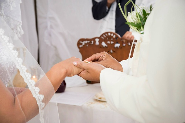 Free Photo: Marriage, Hands, Couple, Grooms