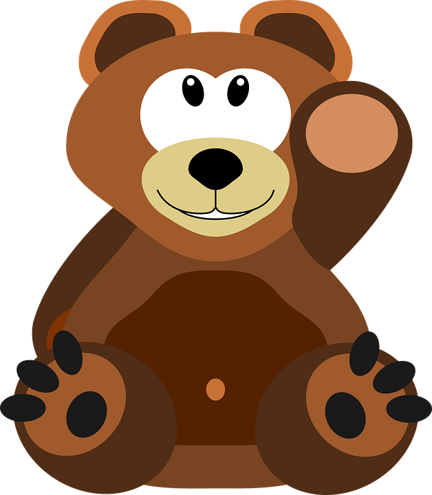 clipart kostenlos teddy - photo #17
