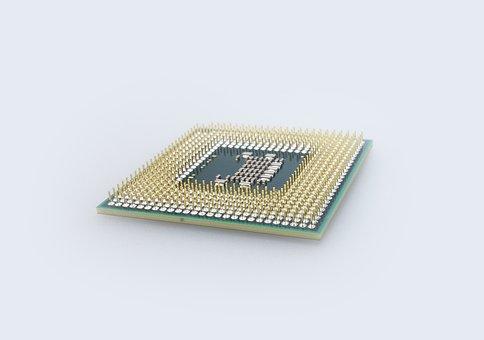 Cpu, Processor, Electronics, Computer