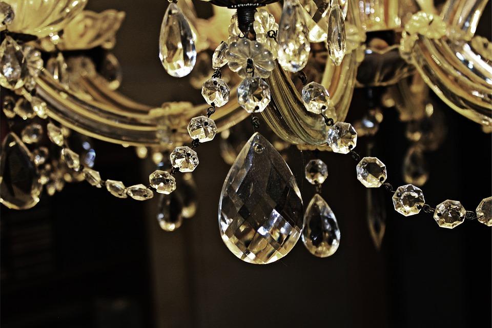 Kronleuchter Lüster Schwarz ~ Moderner design kristall kronleuchter auch bekannt als plafonnier