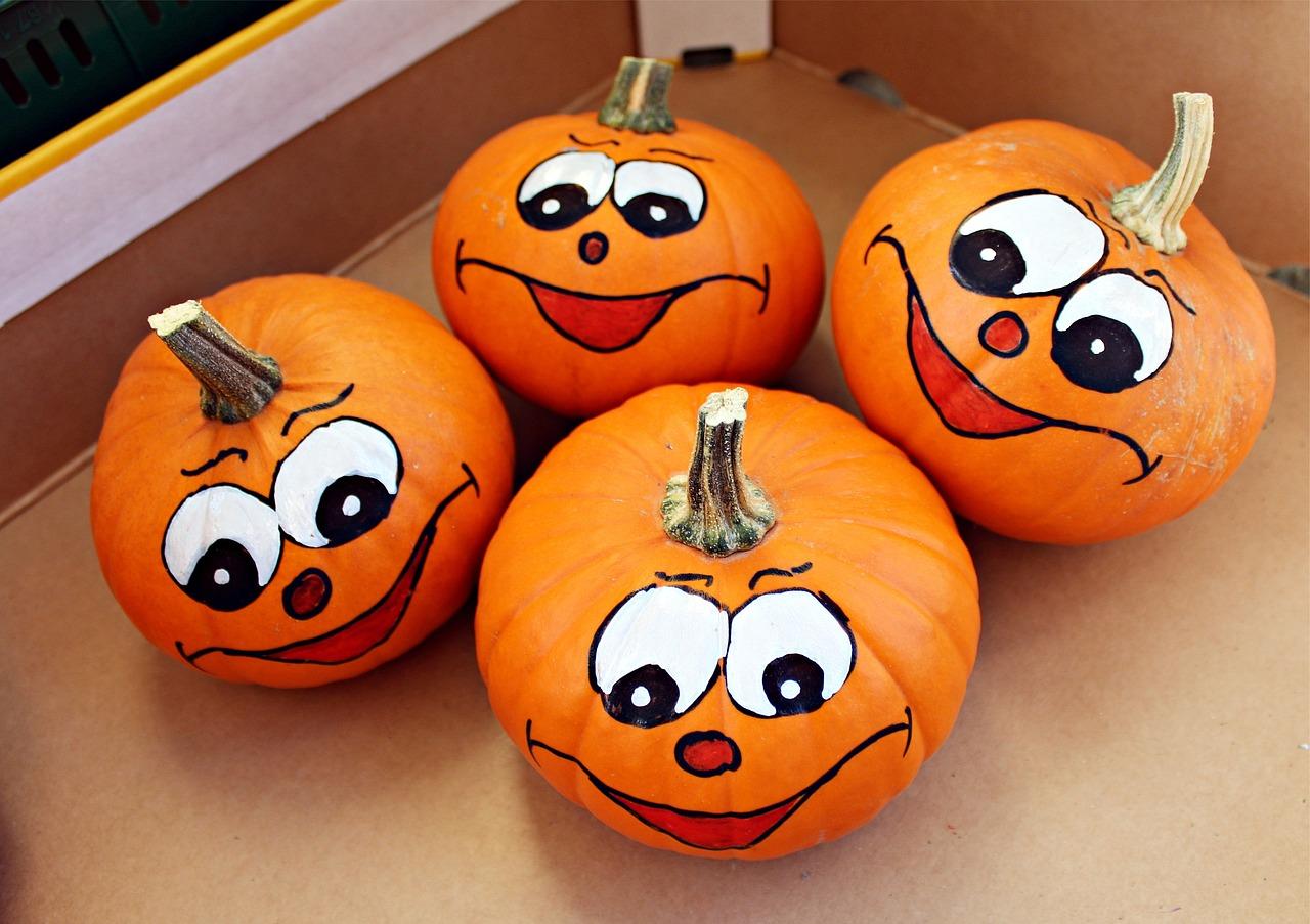 Paint A Pumpkin