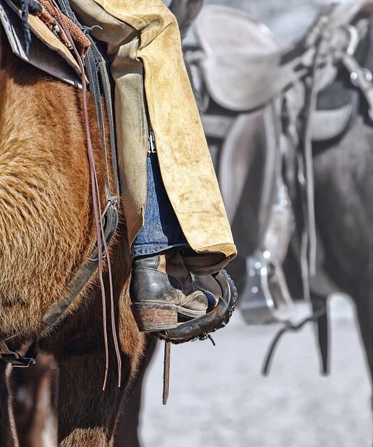 free photo boot cowgirl horse tack saddle free