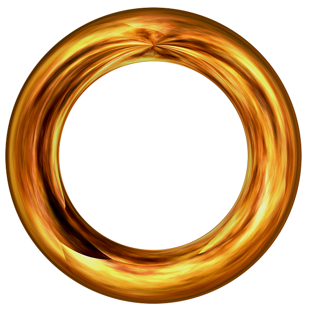 Ring About Golden 183 Free Image On Pixabay