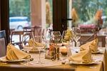restauracja, wina, okulary