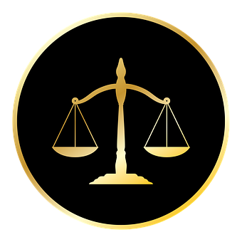 Lawyer Scales Of Justice Judge Justic
