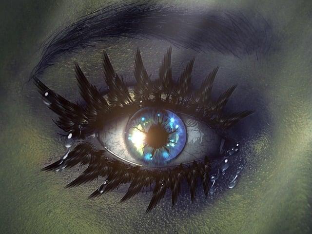 Eye Mystical Blue · Free image on Pixabay