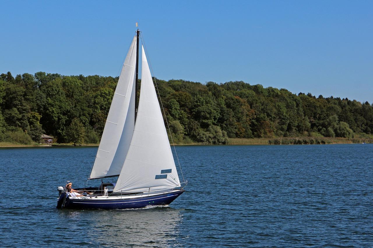 Картинка гиф, картинки лодки с парусом
