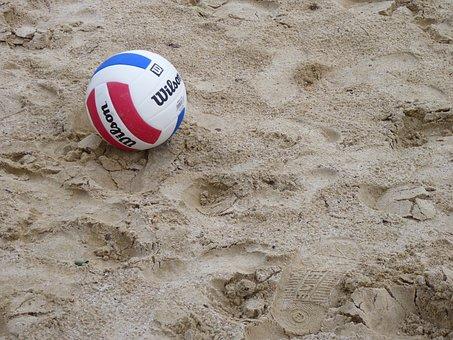 Volleyball Beach Volleyball Ball Beach Spo