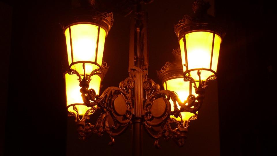 Charming Street Lamp Lighting Lamp Lantern Light