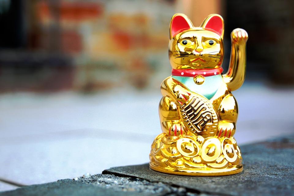 Glückssymbole China