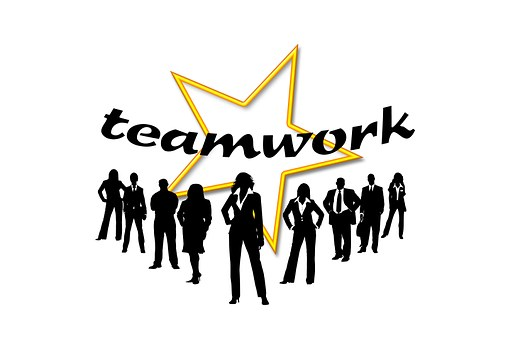 Teamwork Suit Work Economy Finance Leader