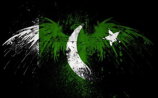 Pakistan, Pakistani, Flag, Islamic