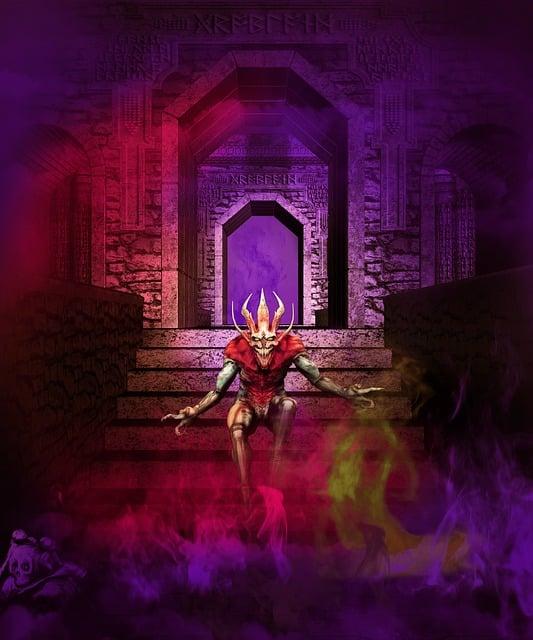 demon evil fantasy 183 free image on pixabay