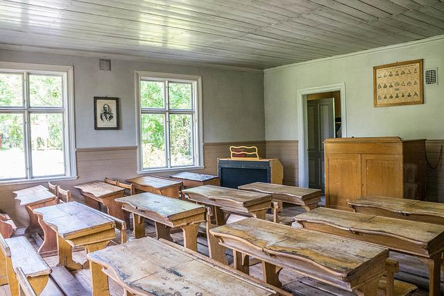 Classroom Skansen Stockholm 183 Free Photo On Pixabay