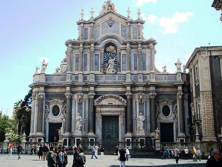 Santa Agata, Catania, Duomo, Sicilia