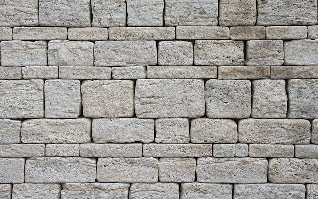 Muro la pared de piedra foto gratis en pixabay - Como pintar una pared con textura ...