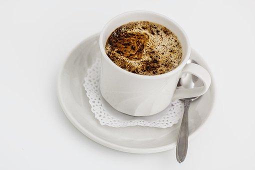 Tasse Kaffee, Kaffeepause, Kaffee, Pokal