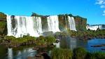 iguazu falls, cataracts, brazil