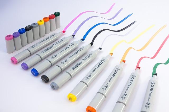 Marker Felt Tip Pens Writing 183 Free Photo On Pixabay