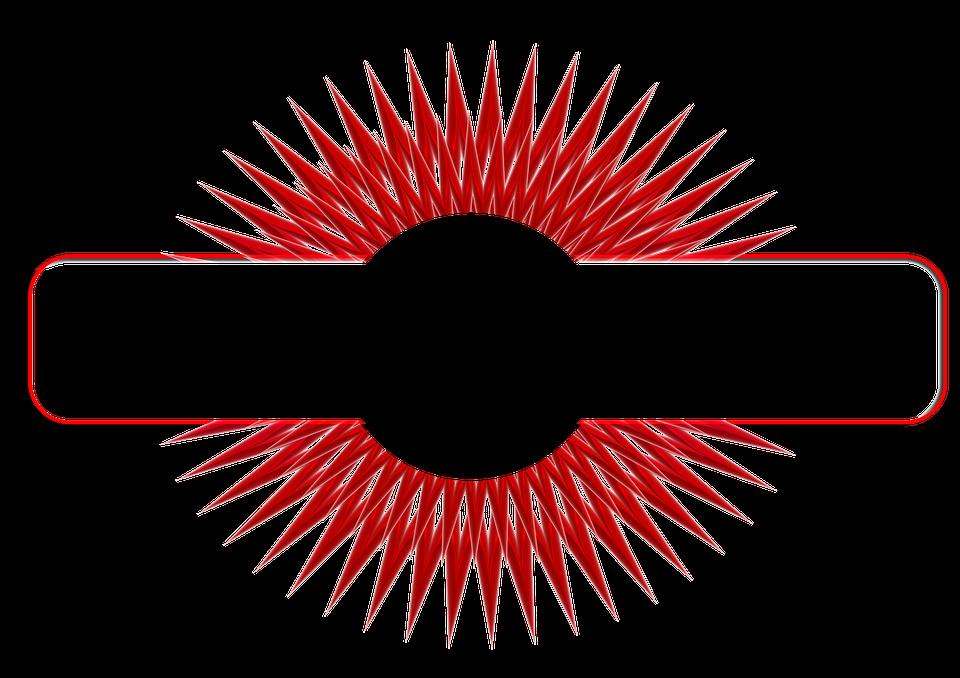 Illustration gratuite autocollant banni re entreprise image gratuite sur pixabay 456006 - Papier autocollant transparent ...