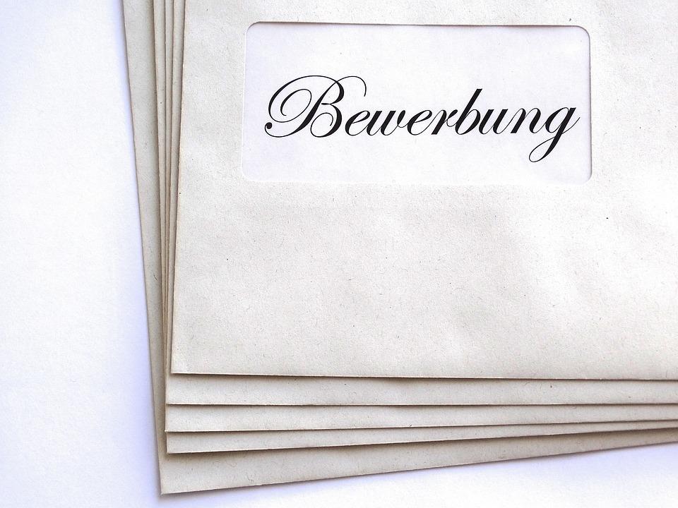 Kostenloses Foto: Bewerbung, Bewerbungsbrief - Kostenloses Bild