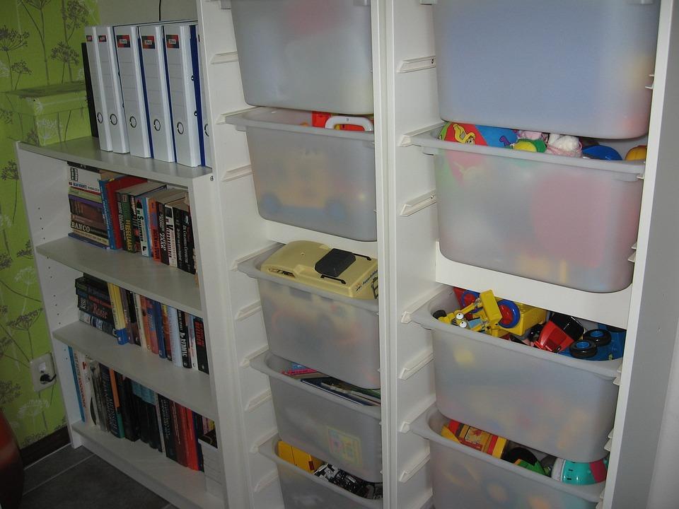 Toys, Closet, Organizen