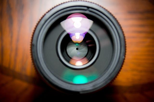 Fashion Photography Camera And Lens