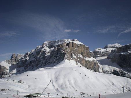 Sass Pordoi, Dolomite, South Tyrol