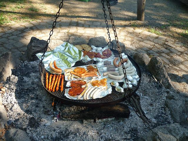 Barbecue Meat Area 183 Free Photo On Pixabay