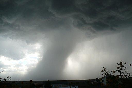 Tornado Storm Weather Thunderstorm Forecas