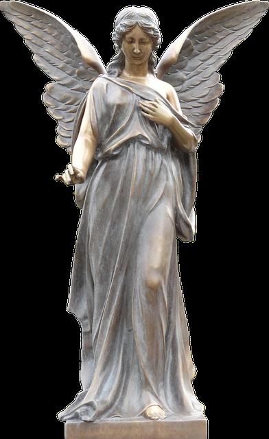 Angel Statue 183 Free Photo On Pixabay