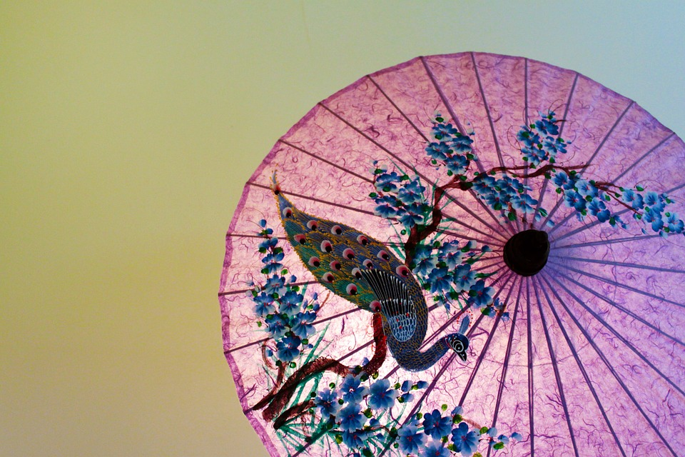 碎花灵感灯罩|可爱的缝纫项目改变你的卧室